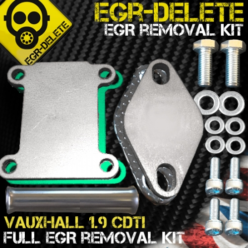vauxhall removal 4mm with joiner